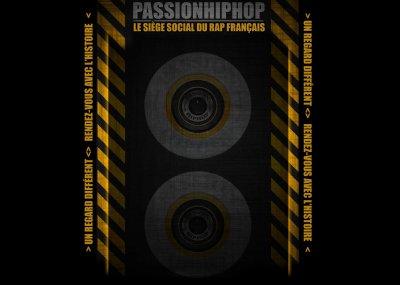 """Retrouver ma Mixtape """"Mes Freres et Moi"""" sur le site Passion HipHop"""