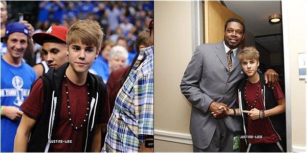 0 Candid : Le 7 juin 2011 Justin a été vue au match de Basket en compagnie de Selena Gomez sa GirlsFriends 0 Candid : Le 1 juin 2011 justin ce rendantchezScoopersqui est un glacier surStratford.