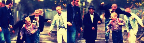 Jack O'Connell dans This Is England '90.