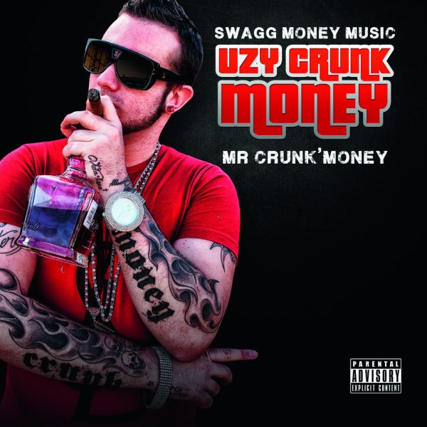 mr crunk' money  / uzy crunk'money feat wally - LV dirty south king (2012)