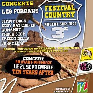 ****   3ème Festival Country Nogent sur oise  ****