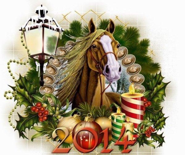 Le bureau Together Country vous souhaite une très bonne Année 2014