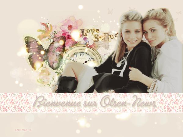 Ton blog source #1 française sur les jumelles Olsen.