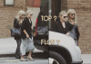 Ashley et Kate ont été repérées allant dans leur voiture le 04 Aout