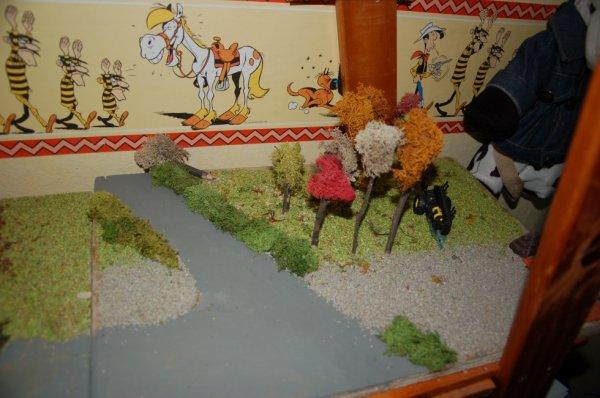 Mes dioramas 1 87 .