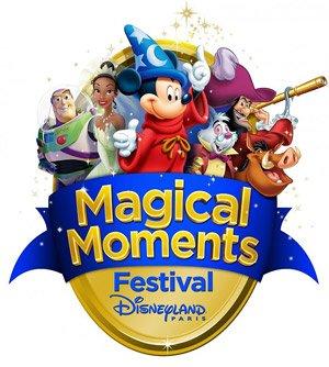 Le Festival des Moments Magiques Disney - A partir du 6 Avril 2011