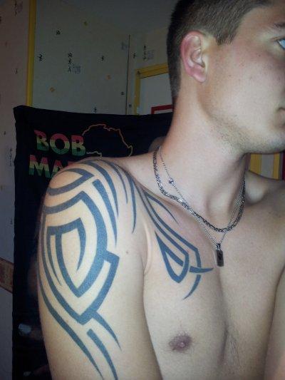 Mon 1er tattoo