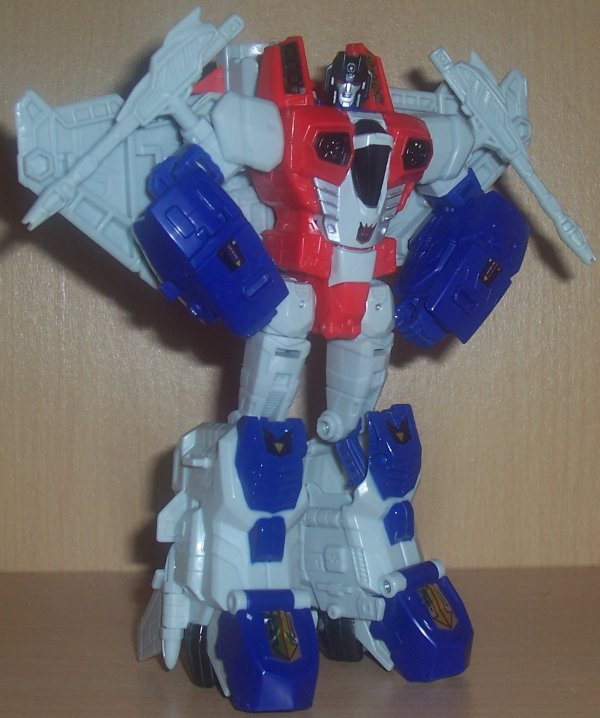 STARSCREAM - POWER OF THE PRIMES - VOYAGER CLASS