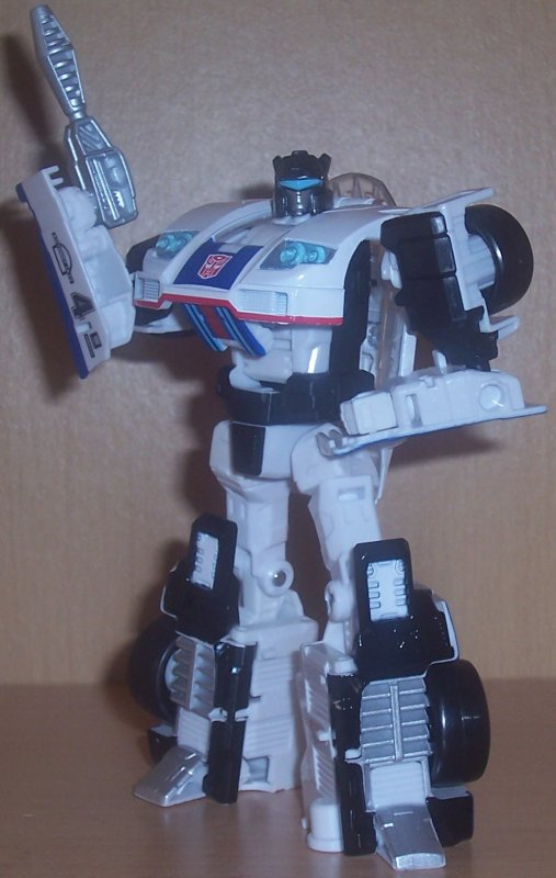JAZZ - POWER OF THE PRIMES - DELUXE CLASS