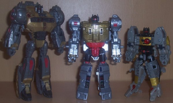 GRIMLOCK - POWER OF THE PRIMES - VOYAGER CLASS