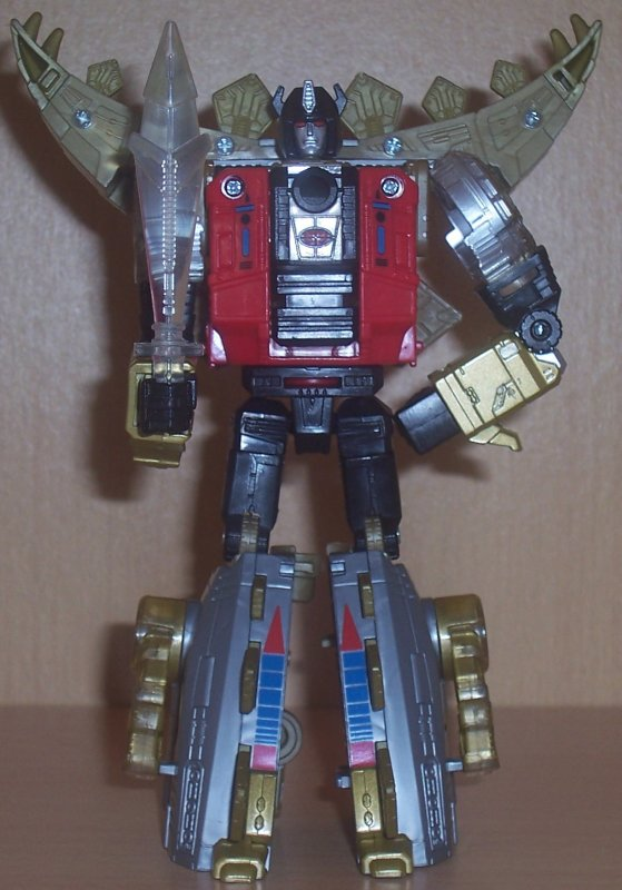 SNARL - POWER OF THE PRIMES - DELUXE CLASS