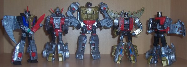 VOLCANICUS - POWER OF THE PRIMES