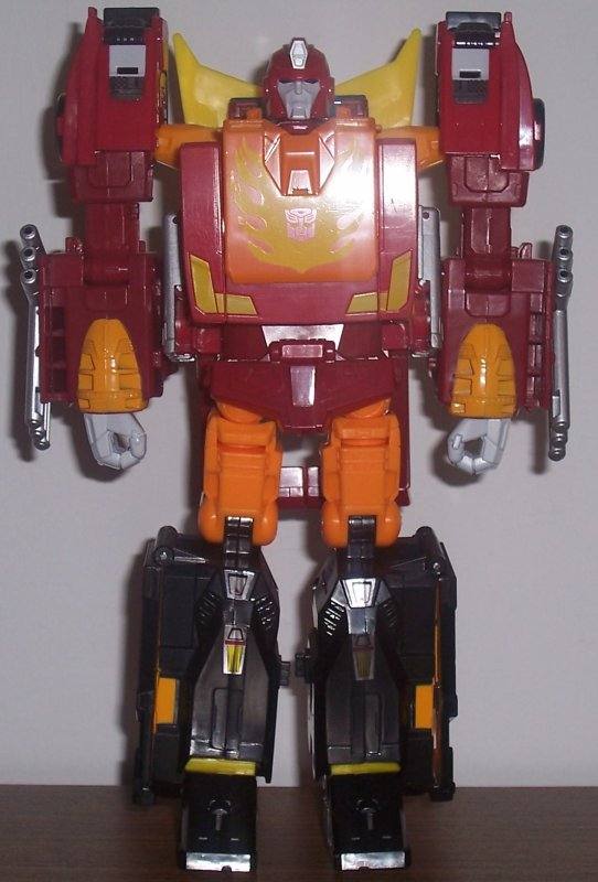 RODIMUS PRIME - Power of the Primes - Leader Class