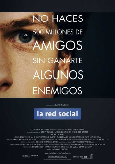 NEW YORK FILM CRIITCS 2010 The Social Network