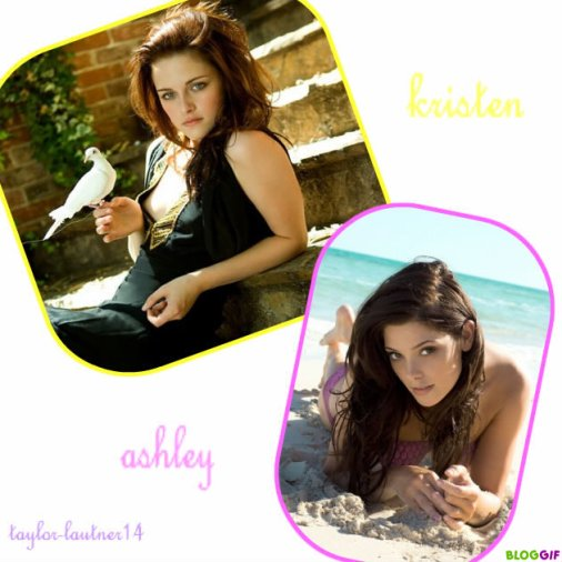 kristen vs ashley