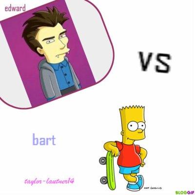 edward vs bart