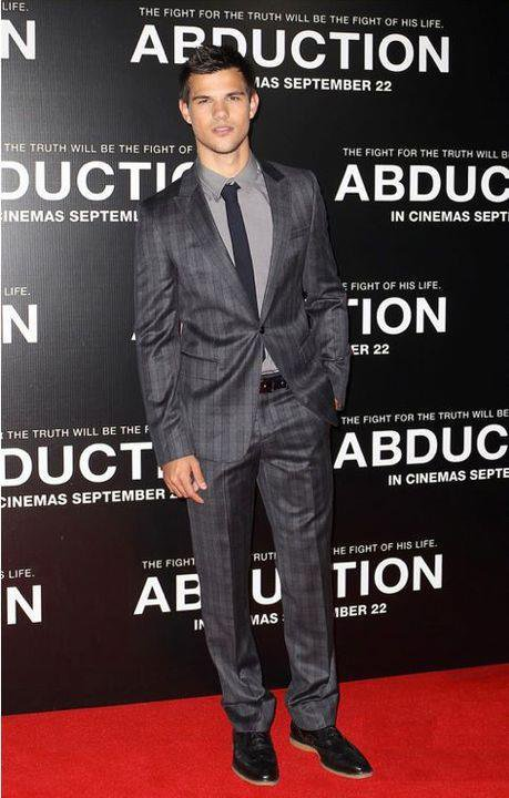 taylor avant premiere de abduction