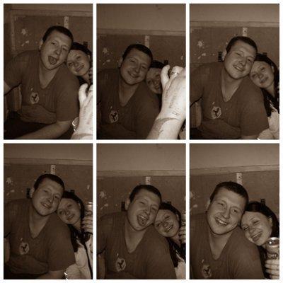 ma femme et son homme lol