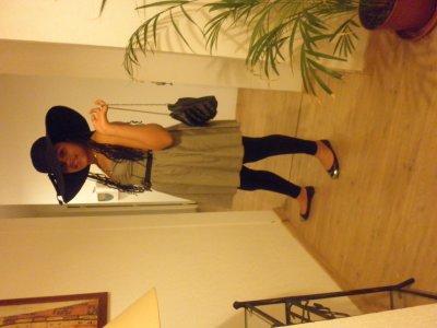trop belle la robe xd