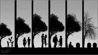 J'ignore si la vie est plus grande que la mort mais l'amour l'est plus que les deux.