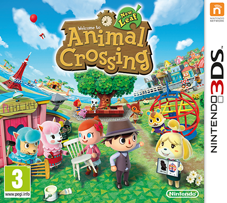 Article Spécial : Animal Crossing New life
