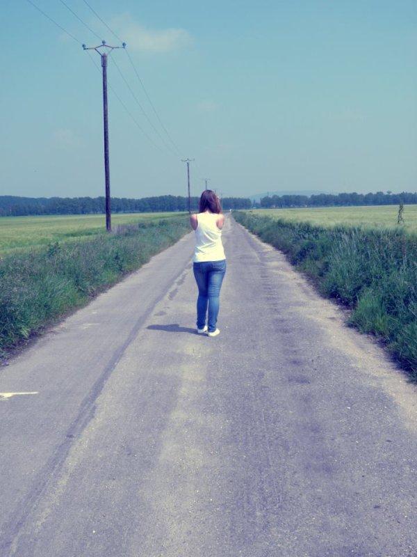"""""""Partir un jour sans retour"""""""