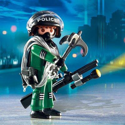 playmobil police:unite special