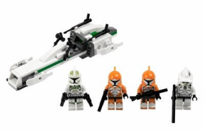 lego star wars:clone battle pack