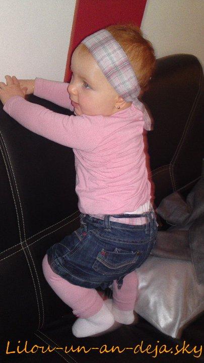 Quand Lilou avait 13 mois