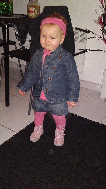 Quand Lilou avait 14 mois
