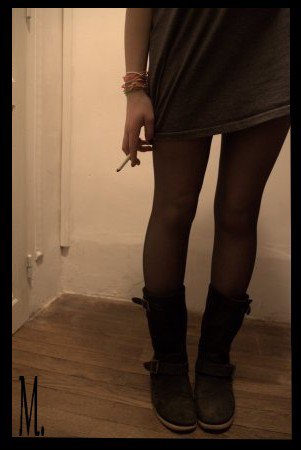 _Après une rupture, on fume, fume, fume.. On dit que fumer tue, mais l'amour y contribue.