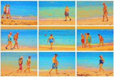 Un jour a la plage - Le 21Avril2011 a Antibes _ Plage du Port    ♥