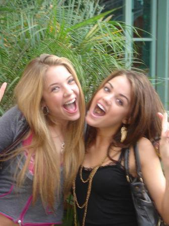 Ma soeur et moi ... <3