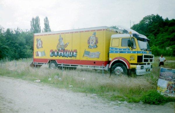 CIRQUE Hart Antonio 1992