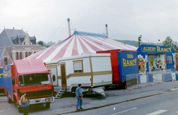 Cirque Albert RANCY BINO BEAUTOUR