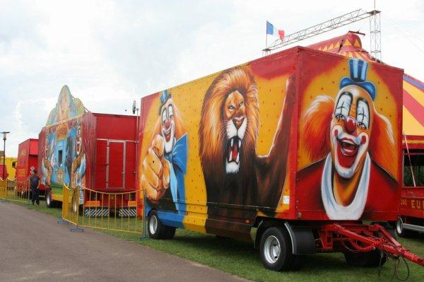 Cirque Europa en Normandie