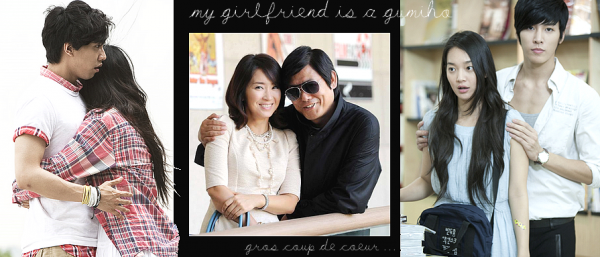 My Girlfriend is a Nine-Tailed Fox [ Nae Yeojachinguneun Gumiho ] ___________