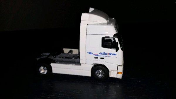 Volvo fh eligor (le 10 000 eme)