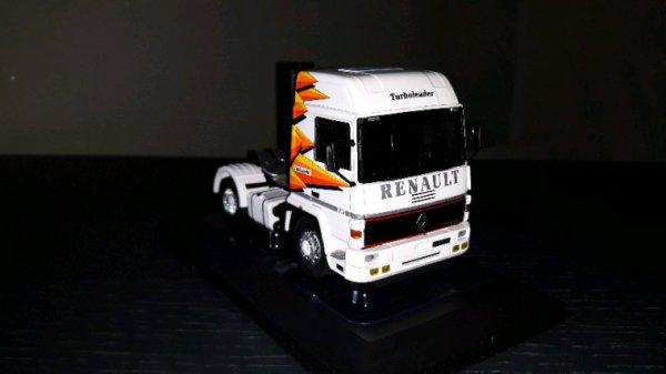 Renault r 390 ixo