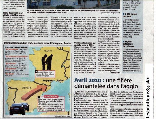 LES DESSOUS DU TRAFIC DE DROGUES AUX OEILLETS