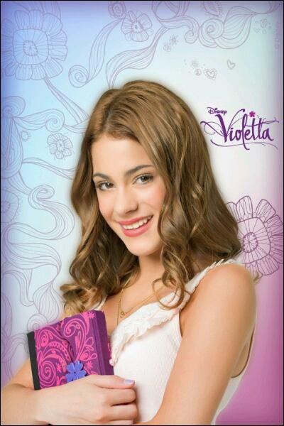 Violetta !!!!!!