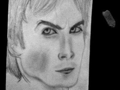 Ian Somerhalder alias Damon Salvatore