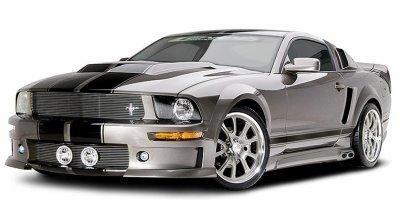 une belle voiture