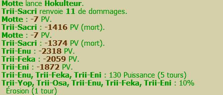 """Le fameux canal """"Vert"""""""
