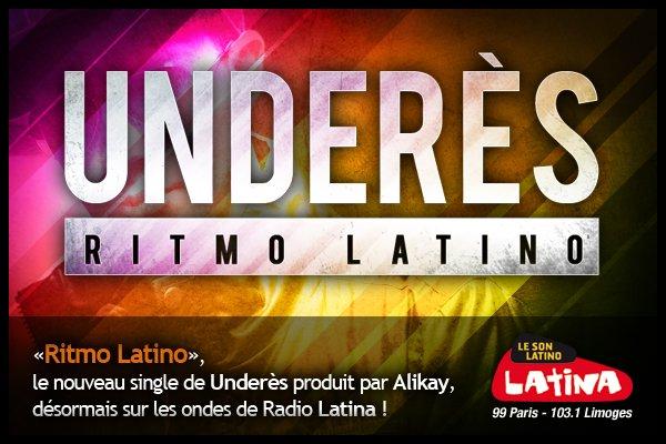 Ritmo Latino sur RADIO LATINA !!!