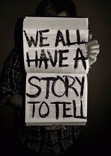 WhaT's YOur stOry ???!!