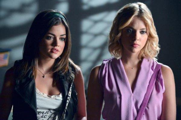 Pretty Little Liars saison 3 : La série est-elle encore crédible ? -- Copiés du cite melty.fr --