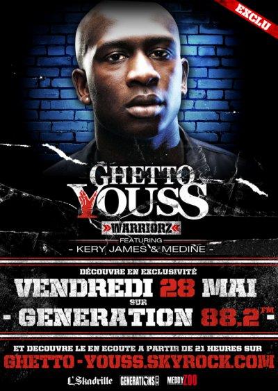 ghetto youss nouvelle marque