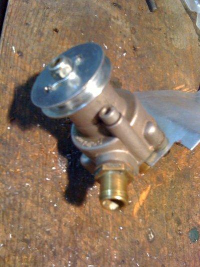 pompe a eau polini