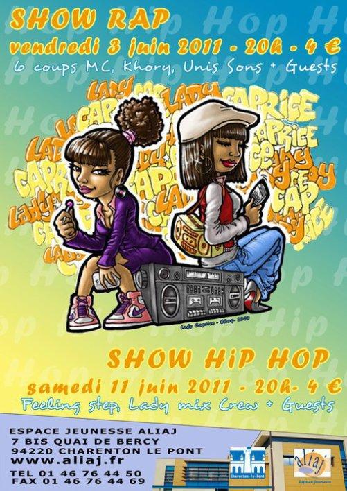 Black Swagg En Concert Le Vendredi 3 Juin à partir de 20H !